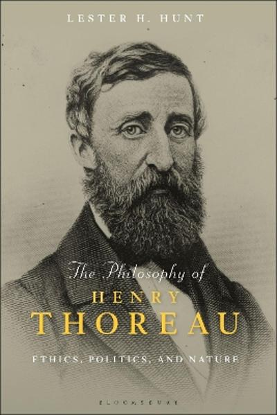 The Philosophy of Henry Thoreau - Professor Lester H. Hunt