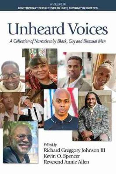 Unheard Voices - Richard Greggory Johnson III