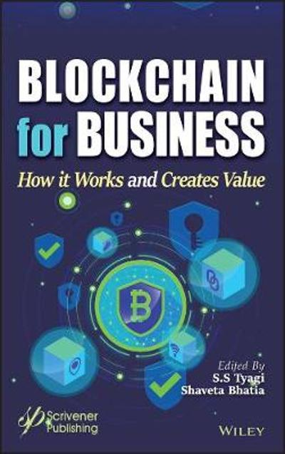 Blockchain for Business - S. S. Tyagi