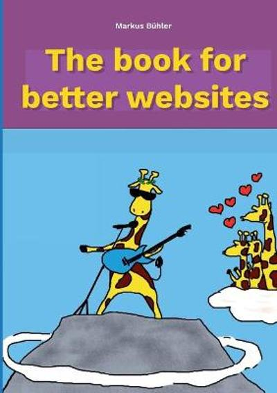 The book for better websites - Markus Buhler