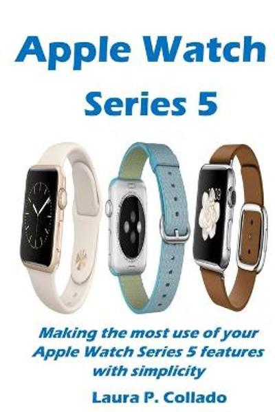 Apple Watch Series 5 - Laura P Collado