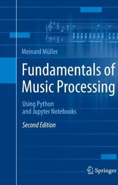 Fundamentals of Music Processing - Meinard Muller