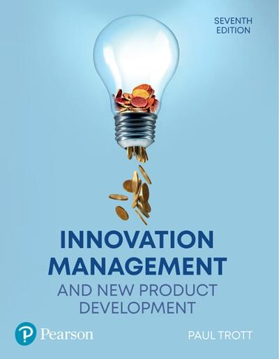 Innovation Management and New Product Development - Trott