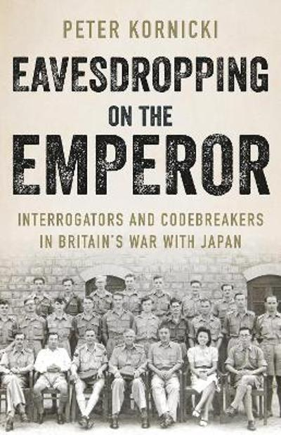 Eavesdropping on the Emperor - Peter Kornicki