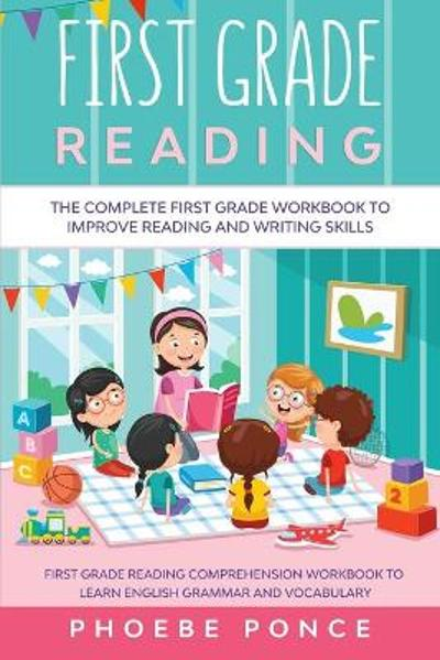 First Grade Reading Masterclass - Phoebe Ponce