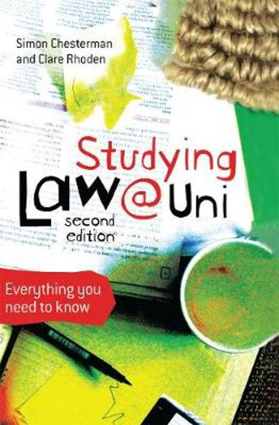 Studying Law at University - Simon Chesterman