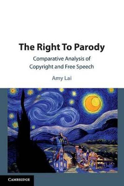 The Right To Parody - Amy Lai