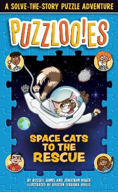 Puzzloonies! Space Cats to the Rescue - Russell Ginns
