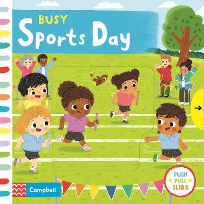 Busy Sports Day - Campbell Books