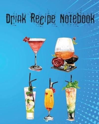 Drink Recipe Notebook - Alessandro Essentials