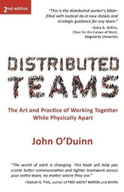 Distributed Teams - John O'Duinn
