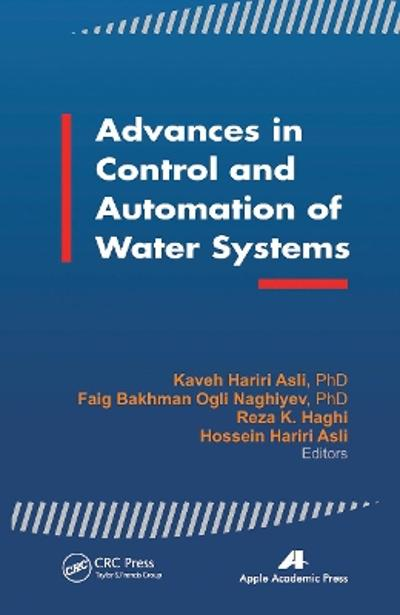 Advances in Control and Automation of Water Systems - Kaveh Hariri Asli