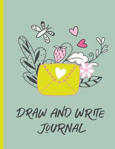 Draw and Write Journal - Bookplanet