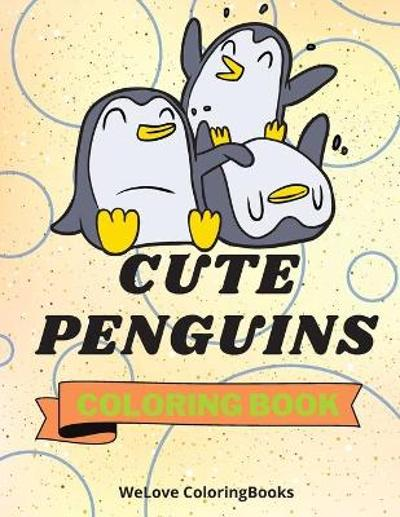 How To Draw Cute Penguins - Welove Coloringbooks