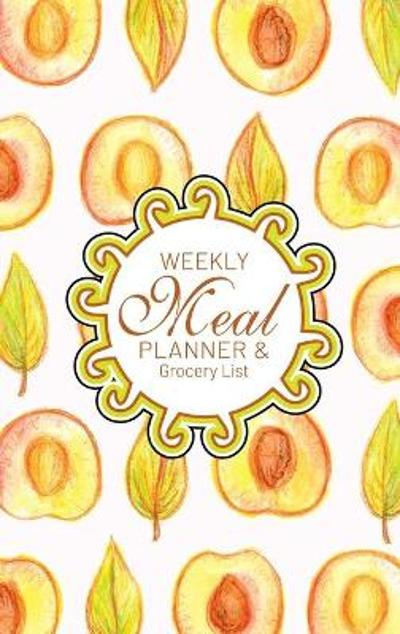 Weekly Meal Planner And Grocery List - Midnight Mornings Media