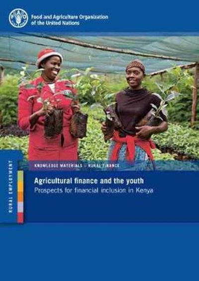 Agricultural finance and the youth - Niclas Benni