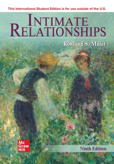 ISE eBook Online Access for Intimate Relationships - MILLER
