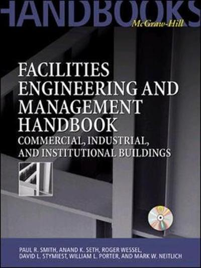 Handbook of Mechanical and Electrical Systems for Buildings and Facilities - Paul R. Smith