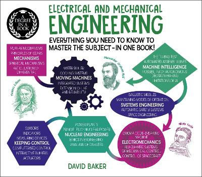 A Degree in a Book: Electrical And Mechanical Engineering - Dr David Baker