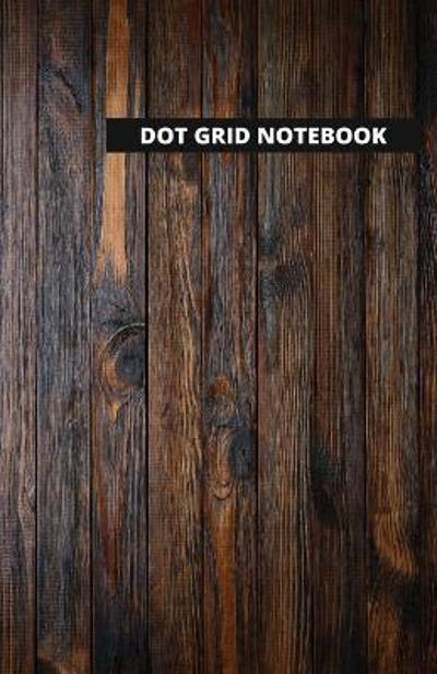 Dot Grid Notebook - Brotss Studio