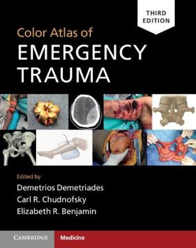 Color Atlas of Emergency Trauma - Demetrios Demetriades