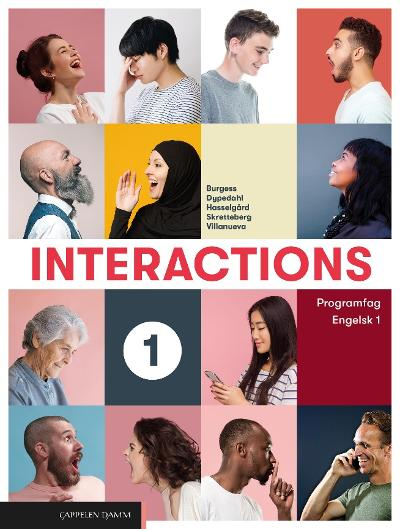 Interactions 1 - Richard Burgess