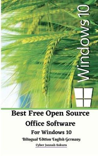 Best Free Open Source Office Software For Windows 10 Bilingual Edition English Germany - Cyber Jannah Sakura