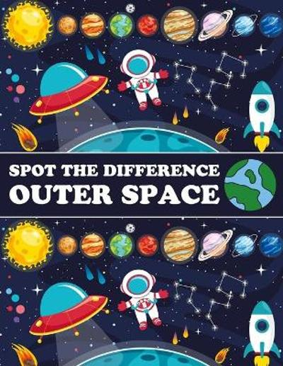 Spot The Difference Outer Space! - Nick Marshall