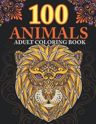 100 animals - Mounart