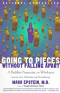 Going to Pieces without Falling Apart - Mark Epstein