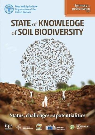 State of Knowledge of Soil Biodiversity -