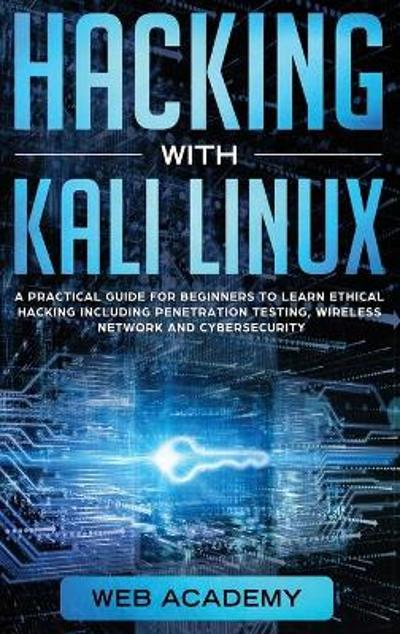 Hacking with Kali Linux - Web Academy