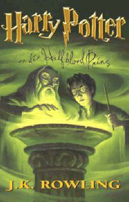 Harry Potter En Die Halfbloed Prins - J. K. Rowling