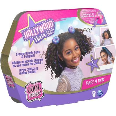 Cool Maker Hollywood Hair Styling Pack Party Pop - Cool Maker