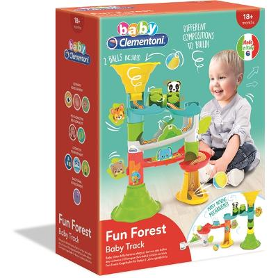 Fun Forest Baby Track - Clementoni Baby