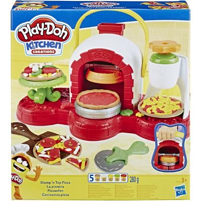 Play-Doh Stamp N Top Pizza - Play-Doh