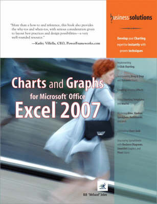 Charts and Graphs for Microsoft Office Excel 2007 - Bill Jelen