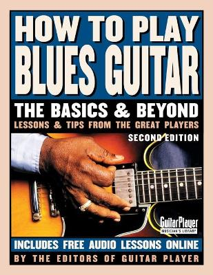 How to Play Blues Guitar - Richard Johnston