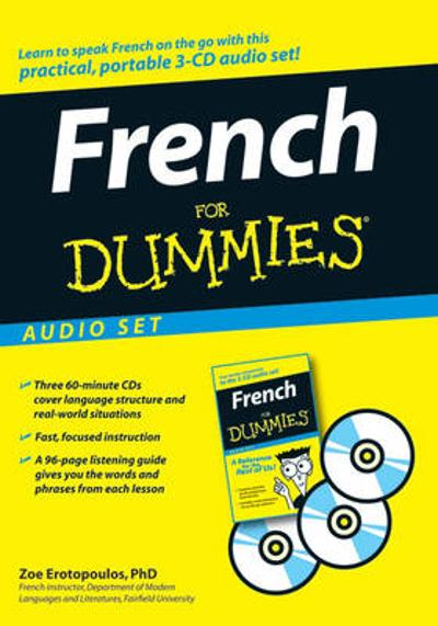 French For Dummies Audio Set - Zoe Erotopoulos