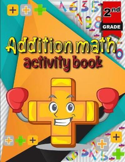 Addition math activity book - Moty M Publisher