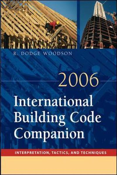 2006 International Building Code Companion - R. Woodson