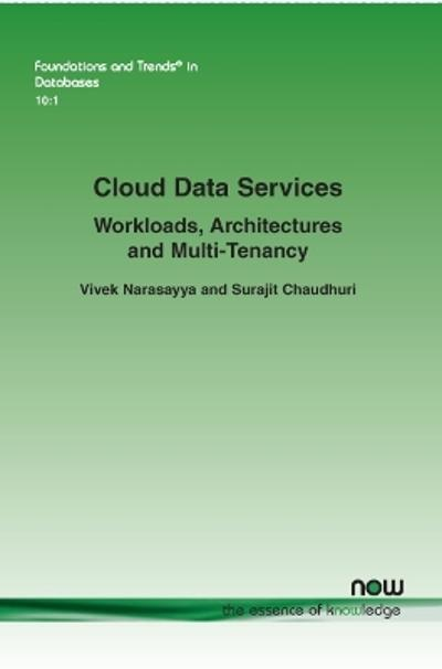 Cloud Data Services - Vivek Narasayya