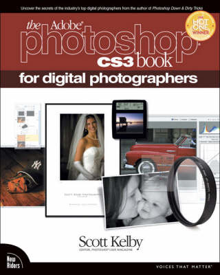 The Adobe Photoshop CS3 Book for Digital Photographers - Scott Kelby