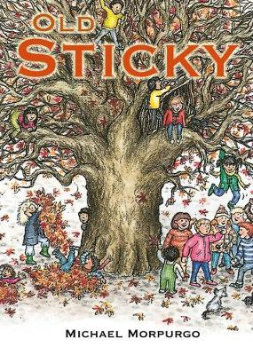 Pocket Tales Year 4 Old Sticky - Michael Morpurgo