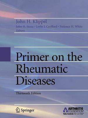 Primer on the Rheumatic Diseases - John H. Klippel