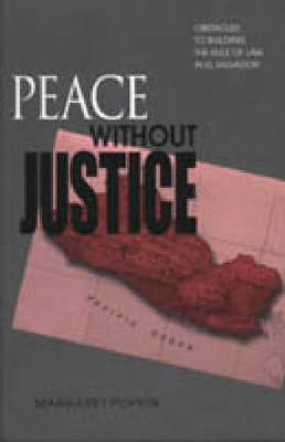 Peace without Justice - Margaret L. Popkin