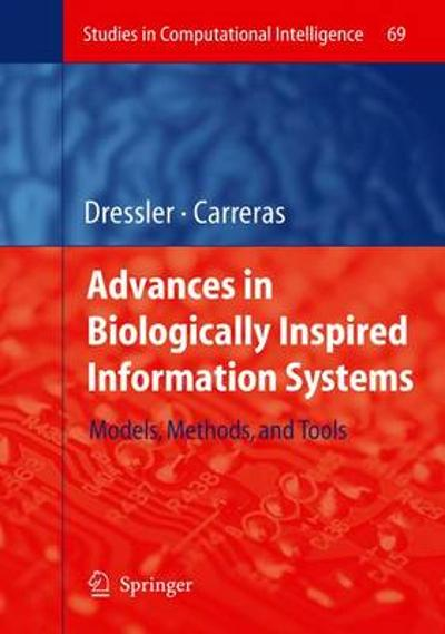 Advances in Biologically Inspired Information Systems - Falko Dressler