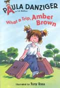What a Trip, Amber Brown - Paula Danziger