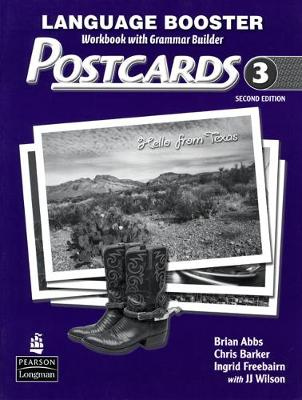 Postcards 3 Language Booster - Brian Abbs