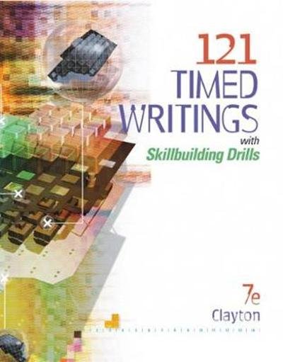 121 Timed Writings with Skillbuilding Drills (with MicroPace Pro Individual) - Dean Clayton